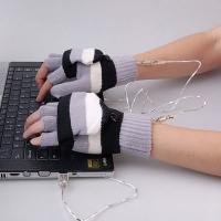 podgrzewane rękawiczki na usb
