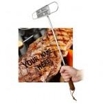 Sprzęt do wypalania napisów na mięsie
