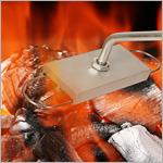 Wypalanie wyrazów na mięsie
