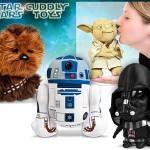 Maskotki Star Wars - zebrane